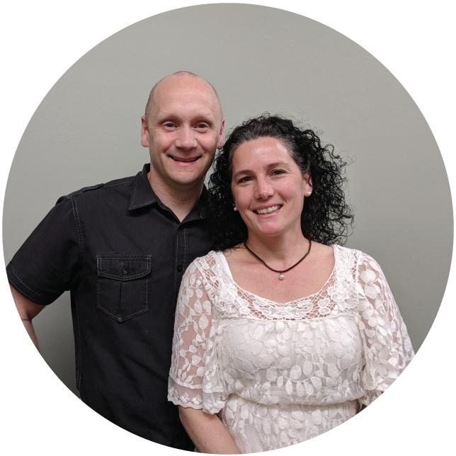Michael & Sonya Abbott    Lead Ministers
