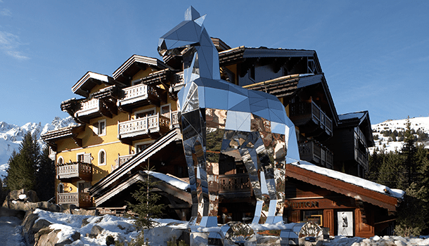 Maison Cheval Blanc - Courchevel