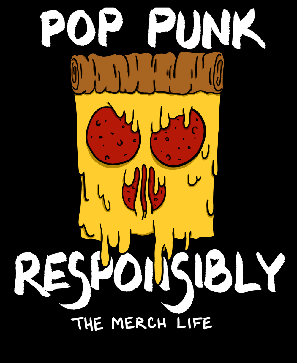 Graphic Design for The Merch Life