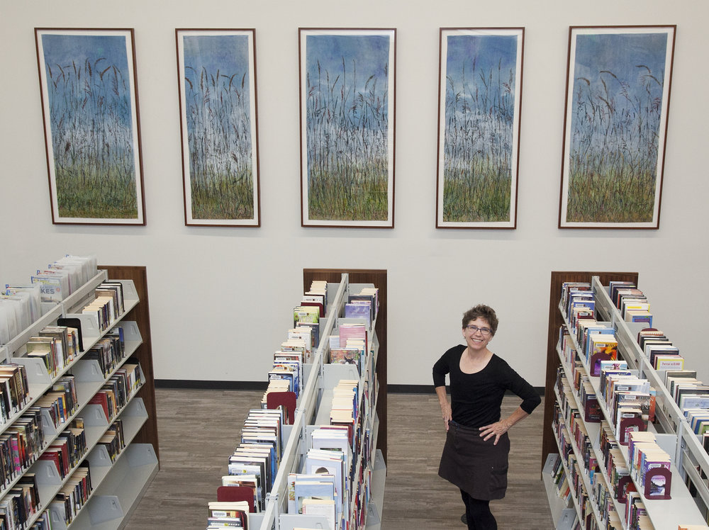 Linda Snouffer - Ramsey County Library — Shoreview Branch