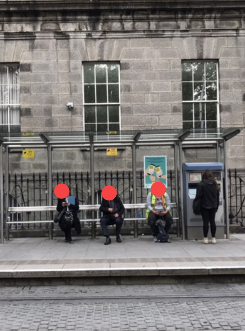 Four Courts Luas stop