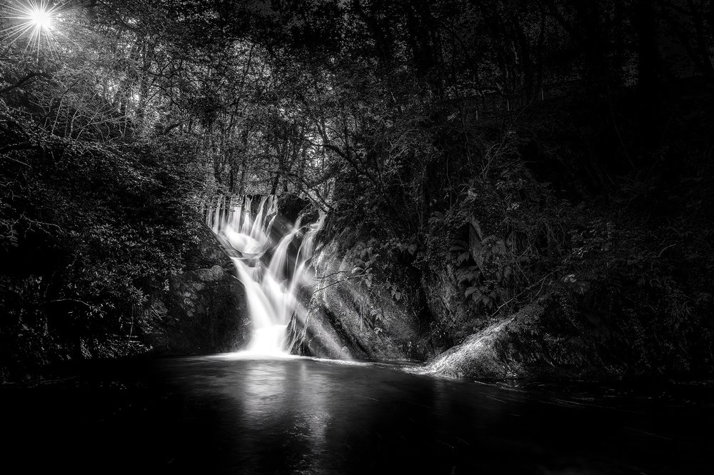 Paul Fowles Photography, Aberdovey Aberdyfi,  Dyfi Furnace Water fall.jpg