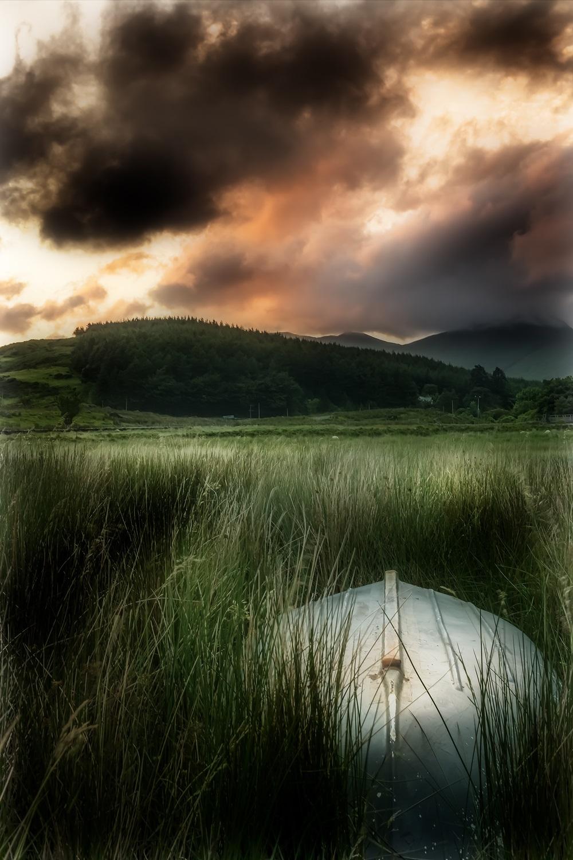 Paul Fowles Photography, Aberdovey Aberdyfi,  Forgotten Dreams – Llyn y Gader, Snowdonia.jpg