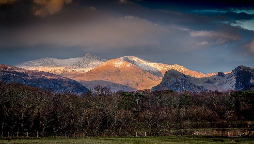 Paul Fowles Photography, Aberdovey Aberdyfi, Cadair Sunset.jpg