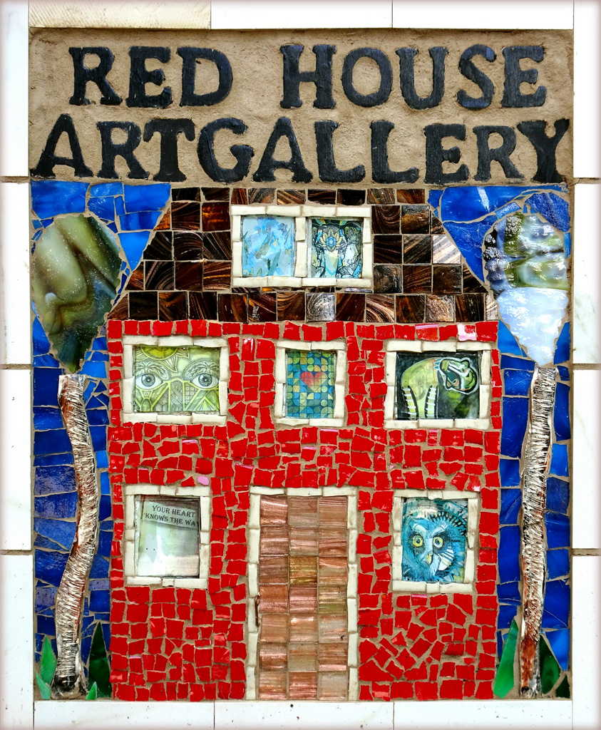 The Red House Studios & Gallery, Bitty Bits mosaics-002.JPG