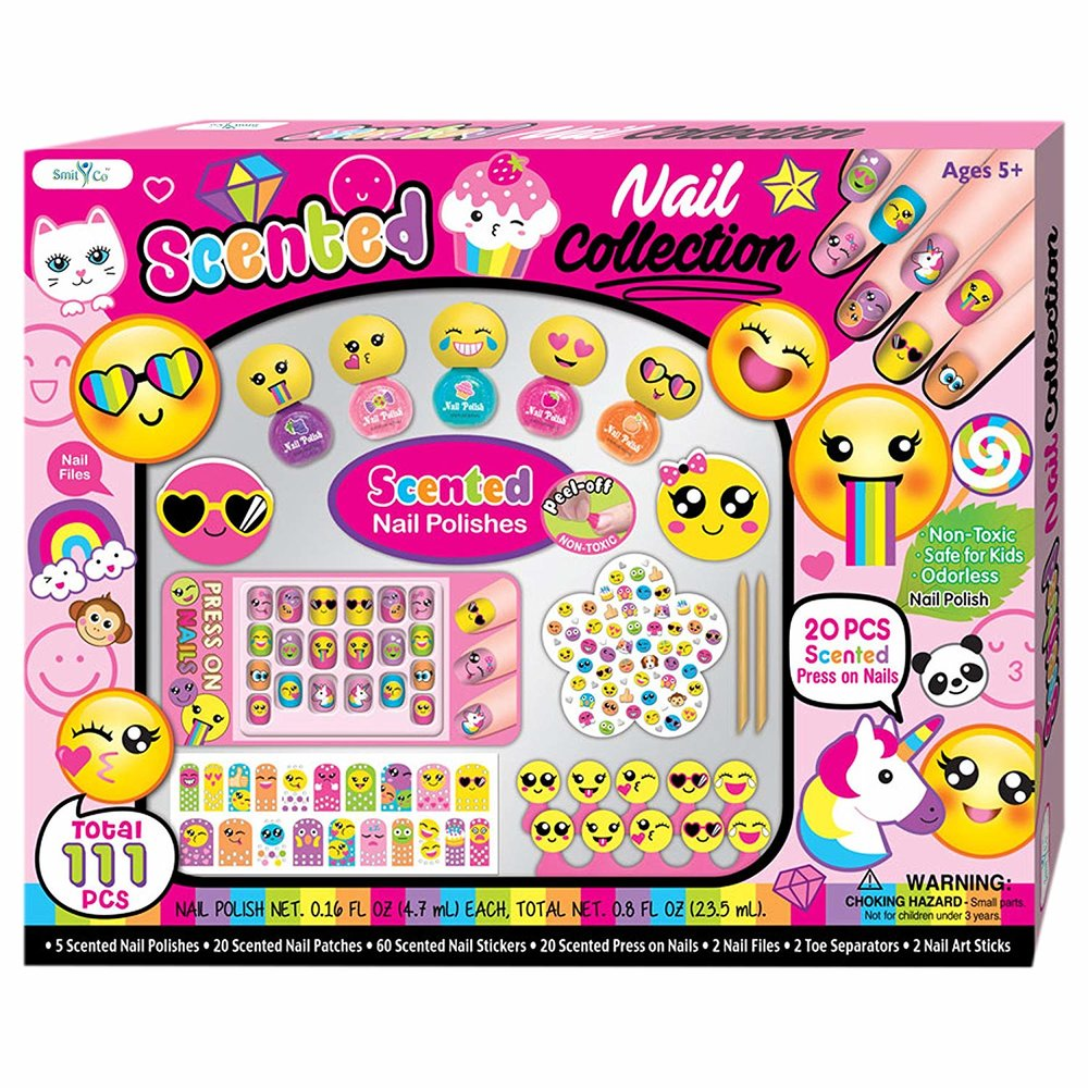 Nails & Makeup — Kidstoybox