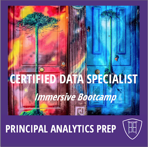 Certified Data Specialist Immersive Bootcamp   Comprehensive, hands-on practical training from industry veterans in foundational skills for new career in data science & analytics. Leads to Certified Data Specialist