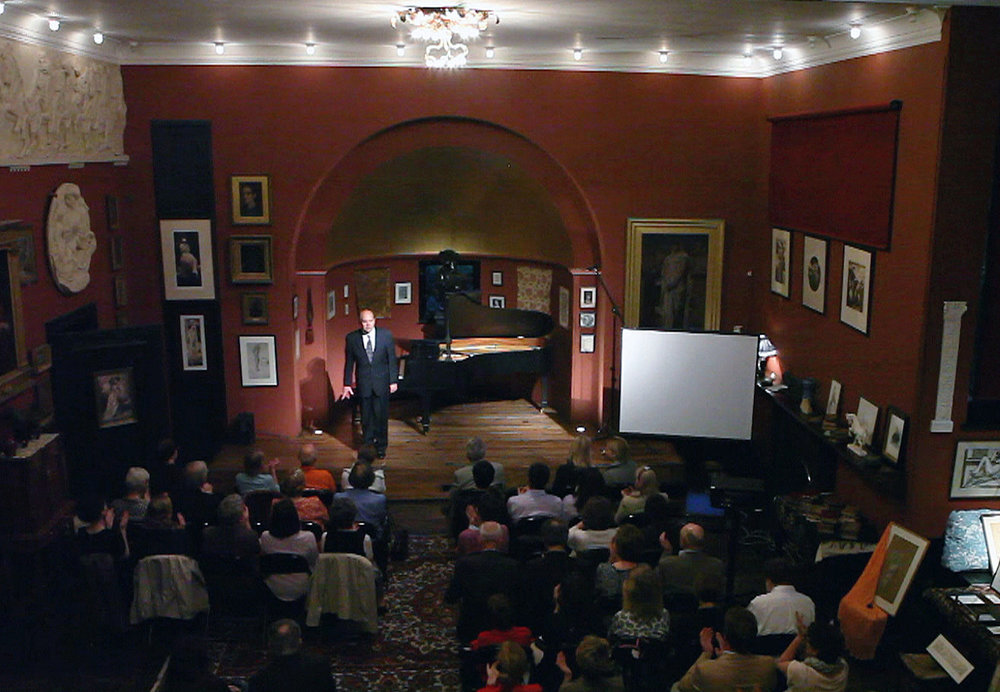 SCHUMANN AND THE TALES OF E.T.A. HOFFMANN - MAy 21, 2014. leighton house, londonTodd Crow, pianoIllustrated talk by Misha DonatHoffmann - Sonata in F minor, AV 27  Schumann - Kreisleriana, Op. 16  Brahms - Variations on a theme by Robert Schumann, Op. 9  Busoni - Elegy No. 6: Erscheinung (Notturno)  Tchaikovsky - Concert Suite from the ballet 'The Nutcracker' (transcr. Pletnev)