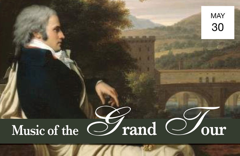 MUSIC OF THE 18TH CENTURY GRAND TOUR - Thursday, May 307:30 PMBohemian National Hall321 E 73rd StreetPascale Beaudin, sopranoFour Nations EnsembleAntonio VivaldiGiovanni Battista PergolesiArcangelo CorelliJean-Baptiste QuentinRead MoreTICKETS $45