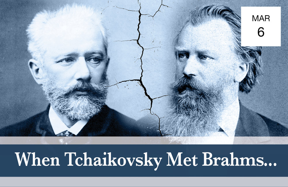 WHEN TCHAIKOVSKY MET BRAHMS… - Wednesday, March 67:30 PMBohemian National Hall321 E 73rd StreetSitkovetsky DuoTchaikovsky Souvenir d'un lieu cher, Op. 42Grieg Sonata No. 3 in C minorBrahms Violin Sonata No. 2 in A major, Op. 100Read MoreTICKETS $45