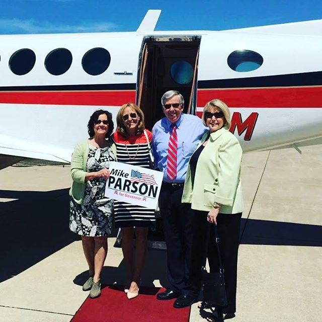 Dreams DO come true! #TheMarketingBunch #GovMikeParson