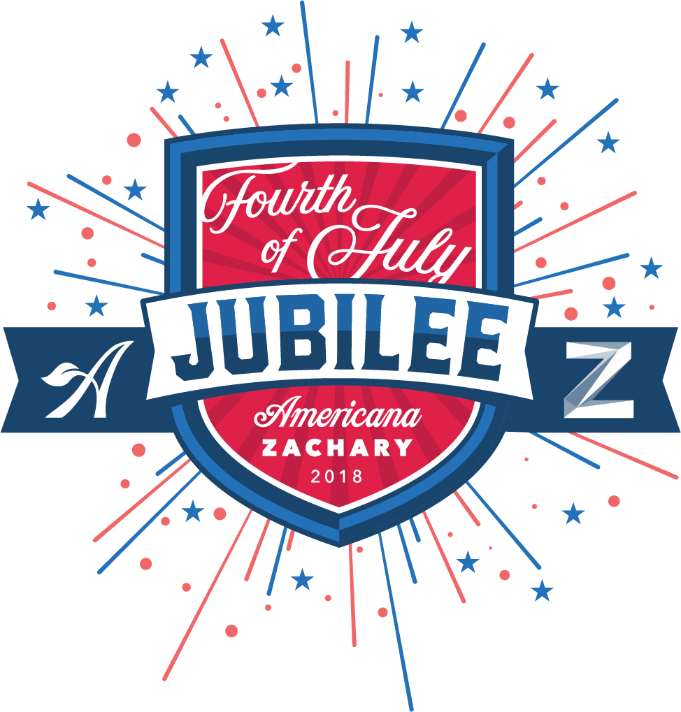 Americana Zachary Fourth of July Jubilee