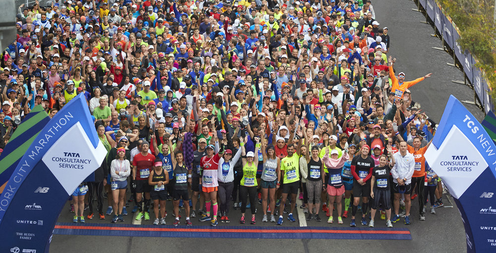 Tcs new york city marathon sweepstake