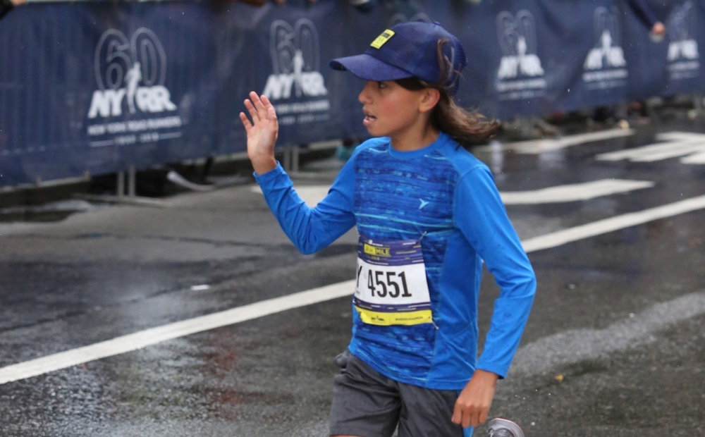 On November 4 Wilfrin Fernandez Cruz Will Be Among The First Runners To Cross The Storied Tcs New York City Marathon Finish Line