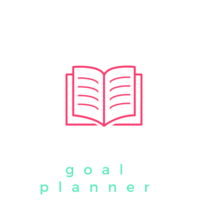 Your own free Her Business Planner.  A high quality planner with detailed plan to align with 3 month program daily, weekly, monthly and themes and strategic planning tools.