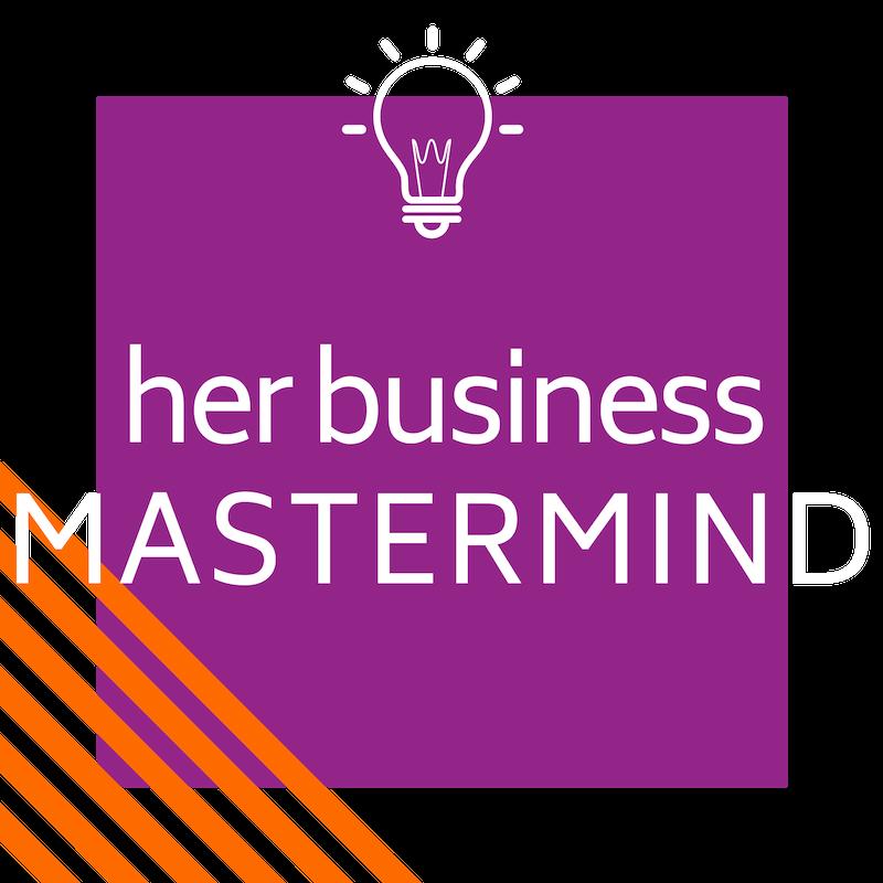 her business mastermind
