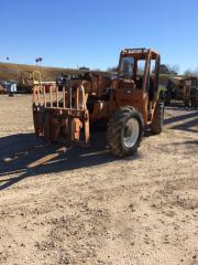Forklift, Long Reach 6000 LB