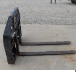 Forks, Skid Steer Attatchment