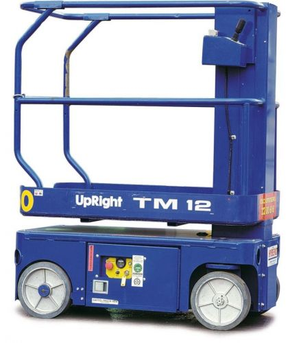 Electric Scissor, Up Right TM-12