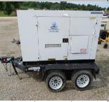 Generator, Multiquip 56,000 Watt