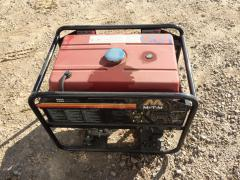 Generator, Gas powered 5000 Watt