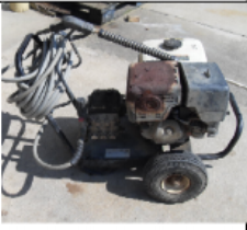 Pressure Washer, 2700 PSI