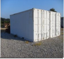 Connex, Storage Box Container   Monthly Rental only  $150.00  plus Pick up & Delivery fees.