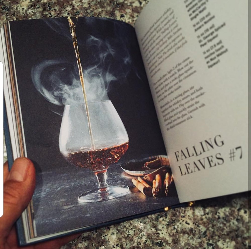 One of our cocktails is featured in Nightcap by Kara Newman.