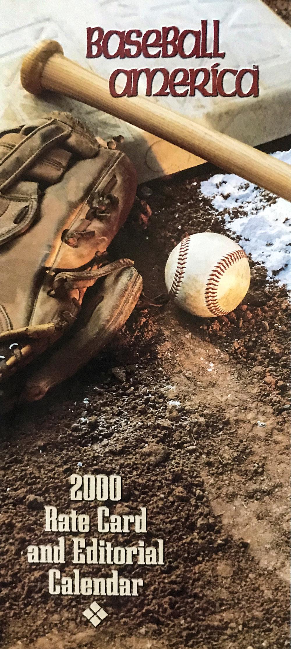 Baseball America Rate Card