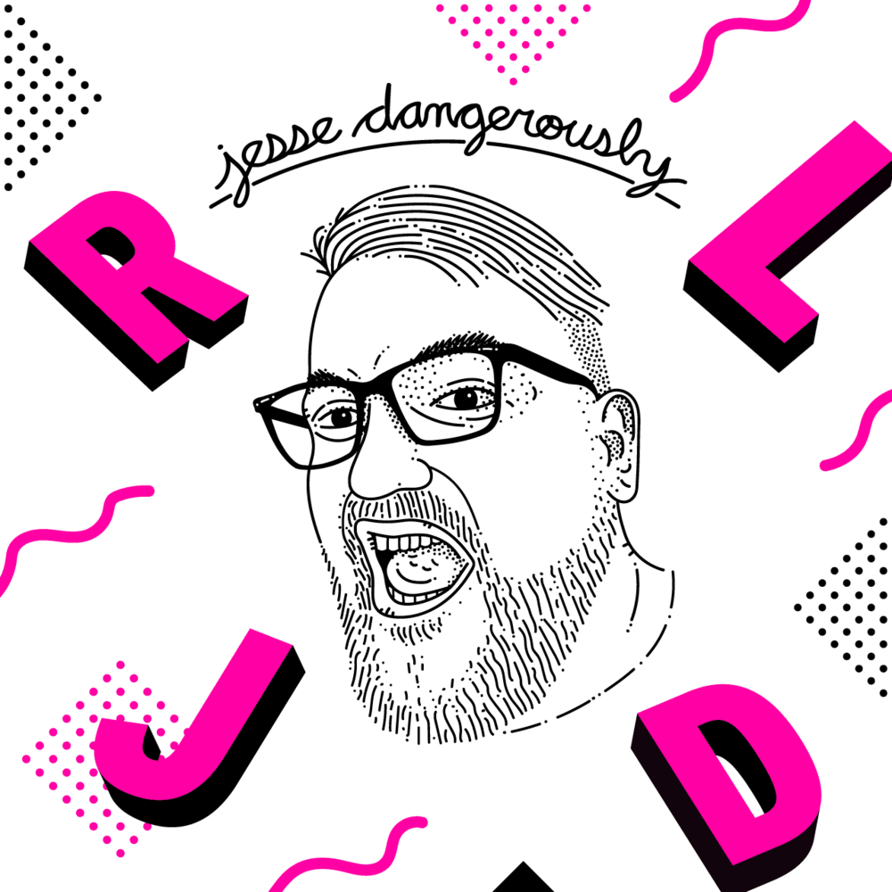 Episode 16 - Jesse Dangerously - Backburner