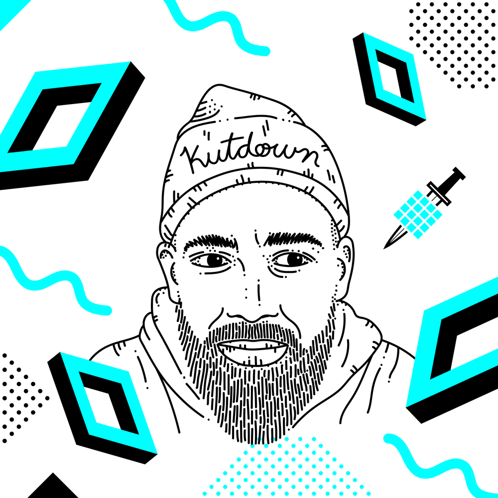 Episode 22 - DJ Kutdown - Frek Sho / foultone records