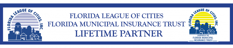 Florida League of Cities Florida Municipal Insurance Trust Lifetime Partner and Logos