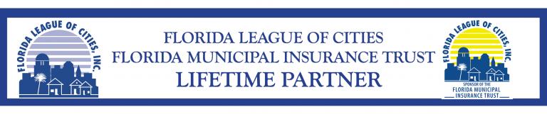Florida League of Cities Florida Municipal Insurance Trust Lifetime Partner and Logos