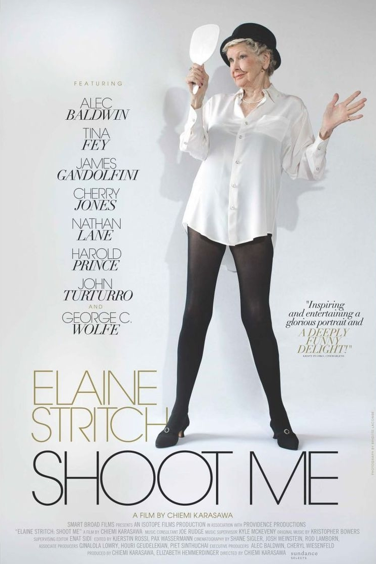 Elaine stritch: Shoot me   2014