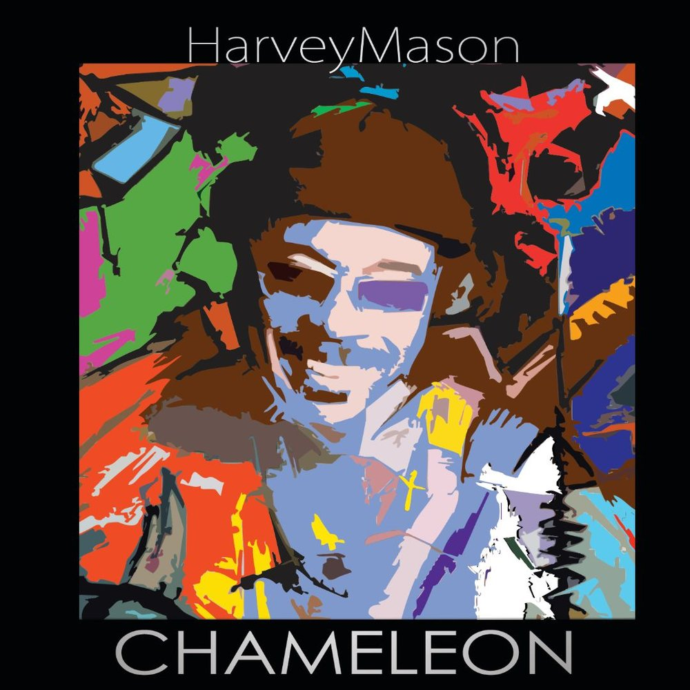 Chameleon   harvey mason, 2014