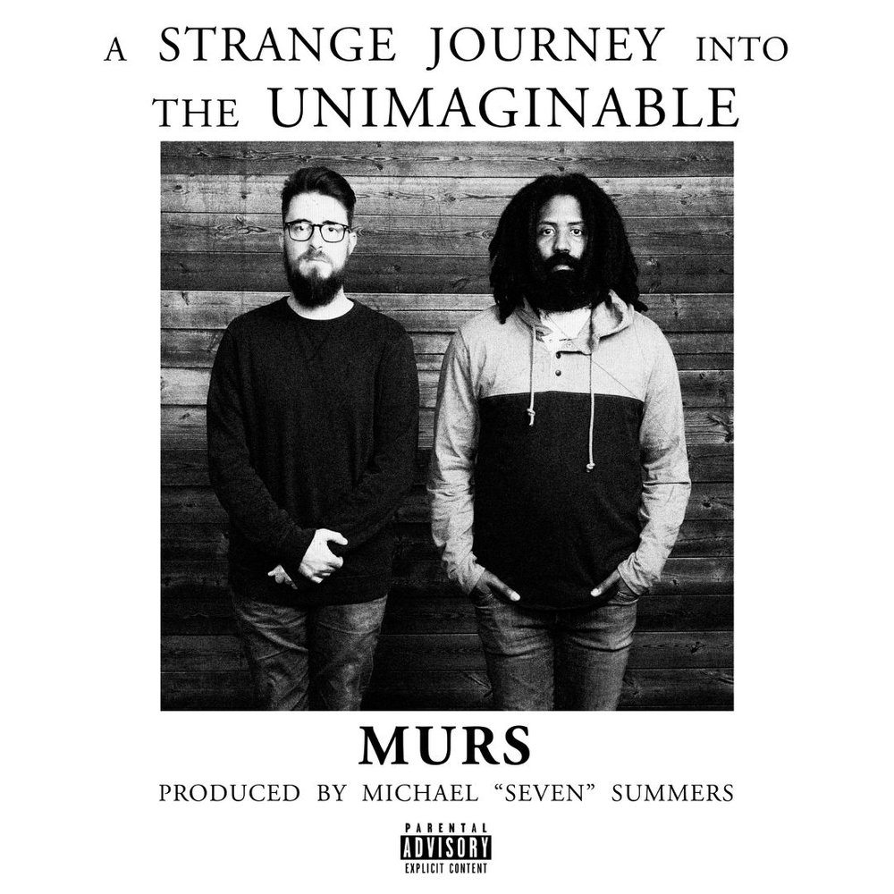 A strange Journey into the unimaginable   Murs, 2018