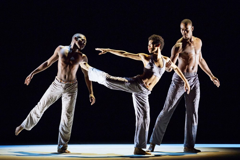 "Alvin Ailey  ""Untitled America""  2016"