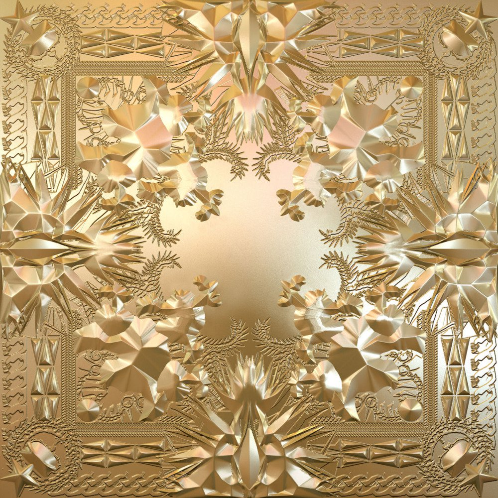 WATCH THE THRONE   KANYE WEST & JAY-Z, 2011