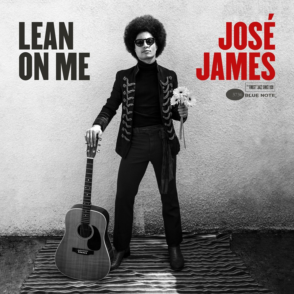 lean On Me   José James, 2018