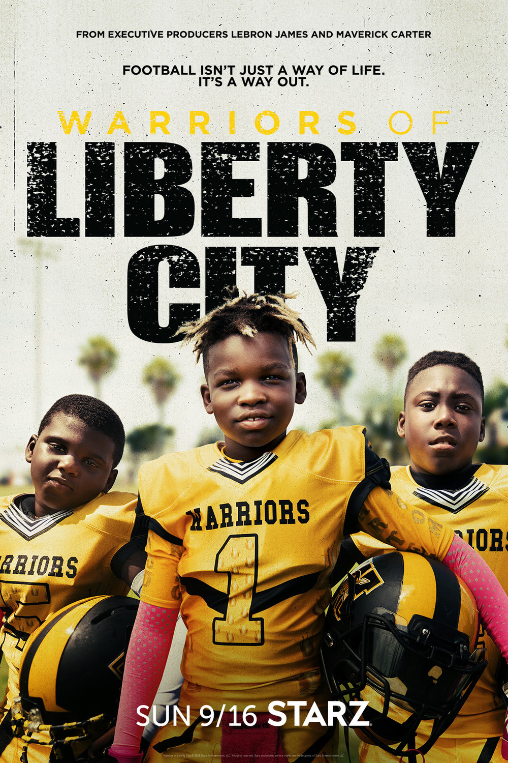 Warriors of liberty city   2018