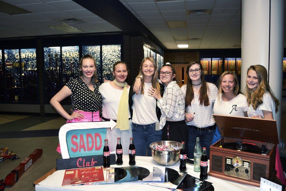 SADD Club