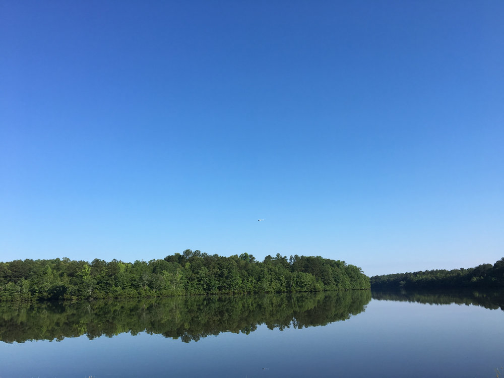 Lake Meriwether is the annual venue for   Peaches in the Pines   — scheduled for June 8, 2019.