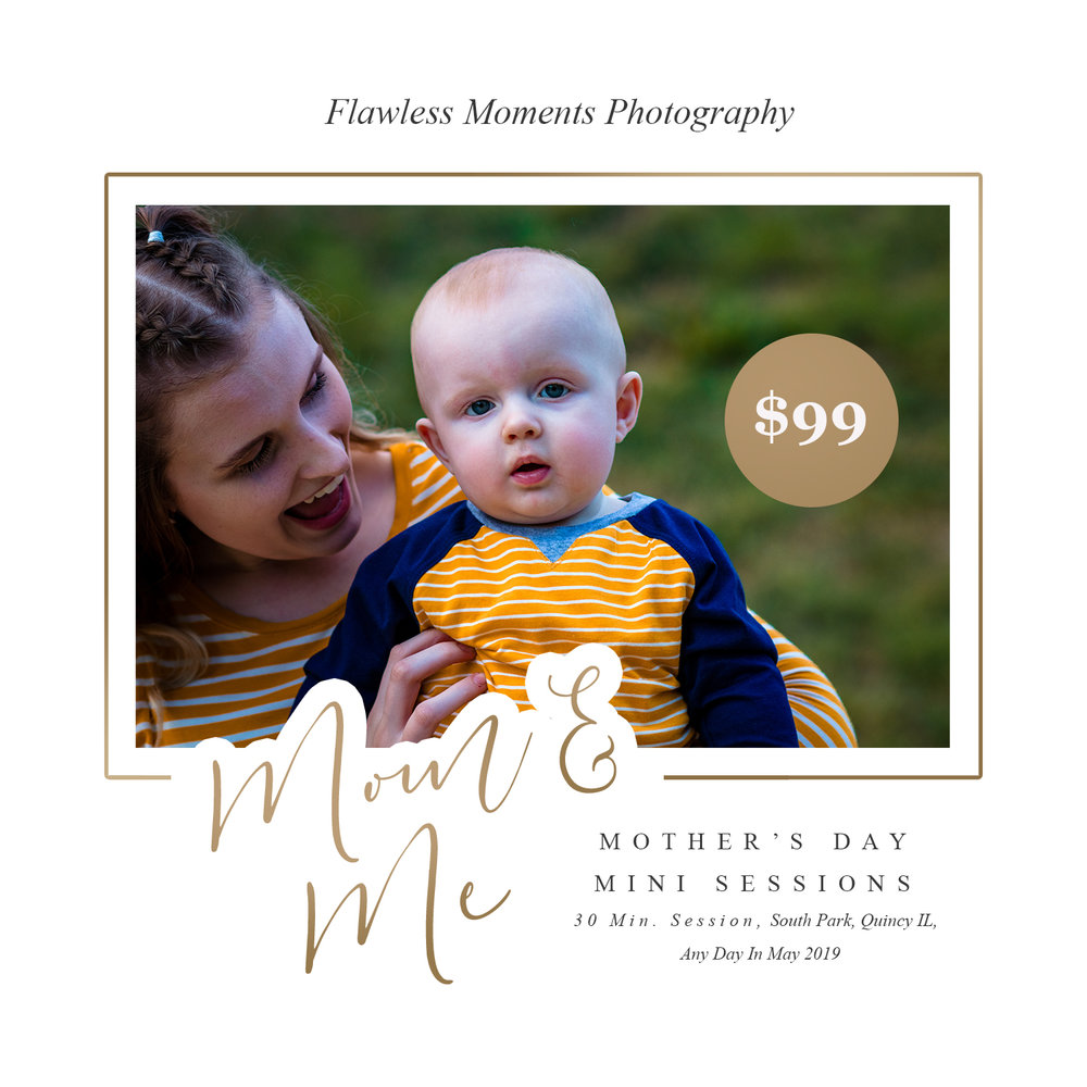 quincy illinois mommy and me mini session
