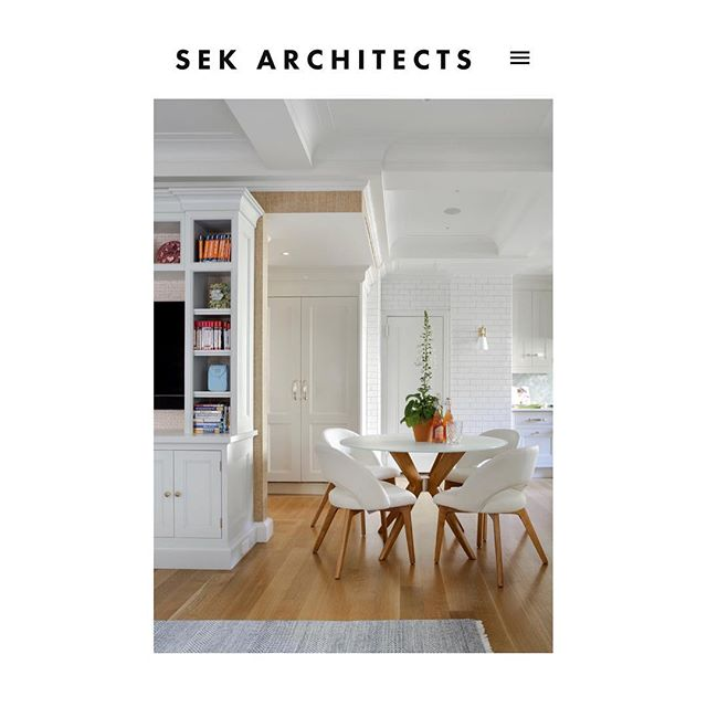Check out our new @sek_architect website www.sekarchitect.com  Live now with updates a still in progress. Project and photo credits coming soon.... This #parkavenue #uppereastside project done in collaboration with @dionnetrifiro from @christopherpeacock @ralphlaurenhome light fixtures. Photo by #peterrymwid