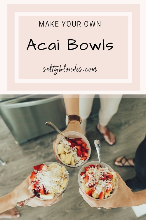 How to Make the Perfect Acai Bowl at Home