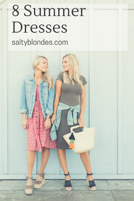 Salty Blondes | Summer Dresses