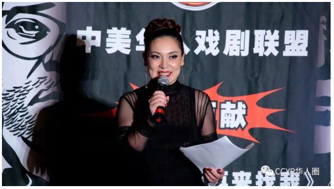 杨洋(图片来自城市新闻网)