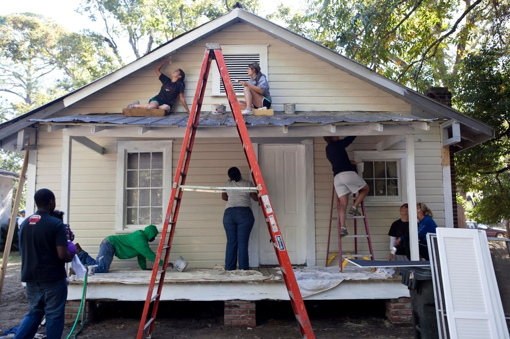 HOPe MONROE - Restoring and developing wholesome, thriving, self-sustaining neighborhoods where God's peace is present and where lives and communities are transformed.