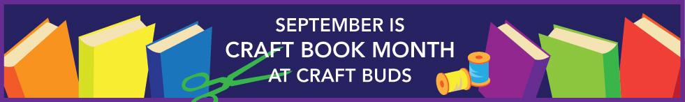 craft bookk month
