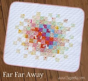 Far Far Away Baby Quilt